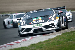 #88 Reiter Engineering Lamborghini Gallardo R-EX: Nick Catsburg, Albert von Thurn und Taxis