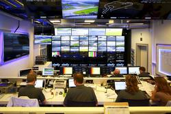 Nürburgring kontrol odası
