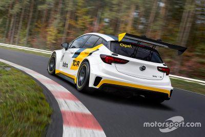 Lancement de la nouvelle Opel Astra TCR