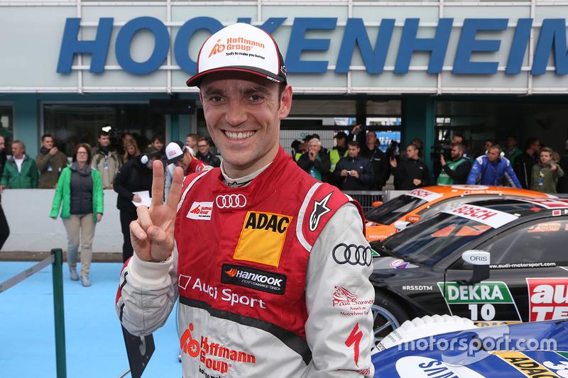 #53: Jamie Green (Audi)