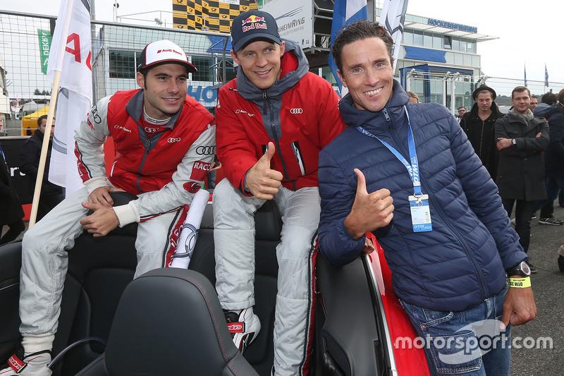 Miguel Molina, Audi Sport - Takım: Abt Audi RS 5 DTM, Mattias Ekström, Audi Sport - Takım: Abt Sport