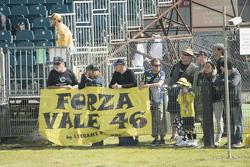 Tifosi di Valentino Rossi
