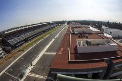 Autódromo Hermanos Rodríguez, panoramica