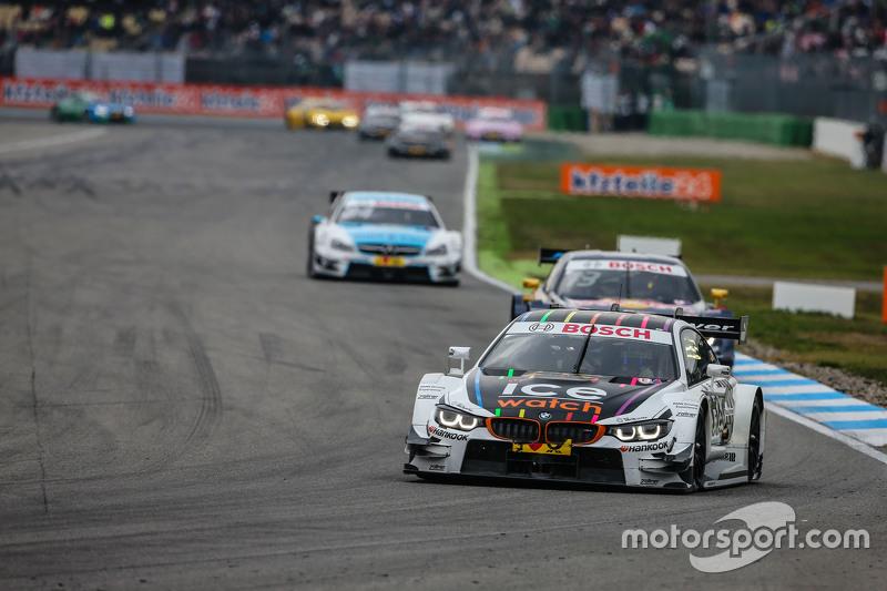 Marco Wittmann , BMW Team RMG BMW M4 DTM