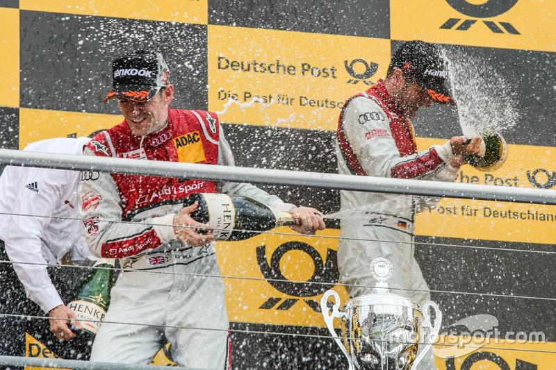 2nd, Jamie Green , Audi Sport Team Rosberg Audi RS 5 DTM