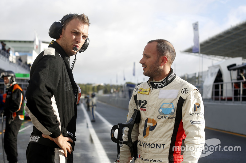 Frank Perera, TDS Racing