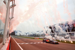 Маттиас Экстрем, Audi Sport Team Abt Sportsline, Audi A5 DTM пересекает финишную черту
