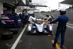 #21 SMP Racing BR01 Nissan: Mikhail Aleshin, Kiriil Ladygin, Victor Shaitar