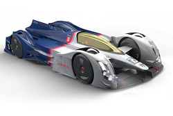 Künftiges Le-Mans-Design von InMotion für Garage 56