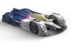 Концепт автомобиля InMotion для гонок