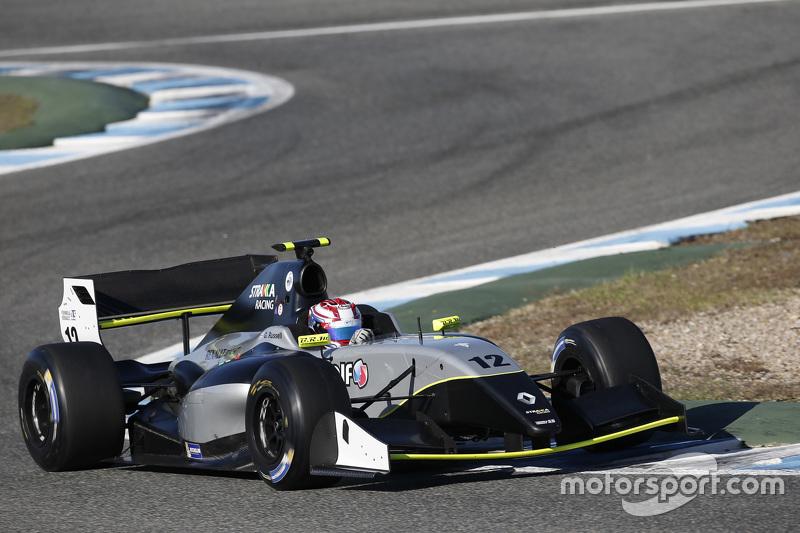 Jerez October testing
