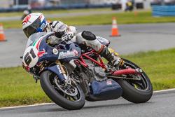 Boelo Lussenburg Jr., Yamaha