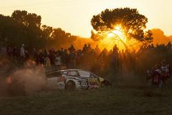 Андреас Миккельсен и Ола Флене, Volkswagen Polo WRC, Volkswagen Motorsport