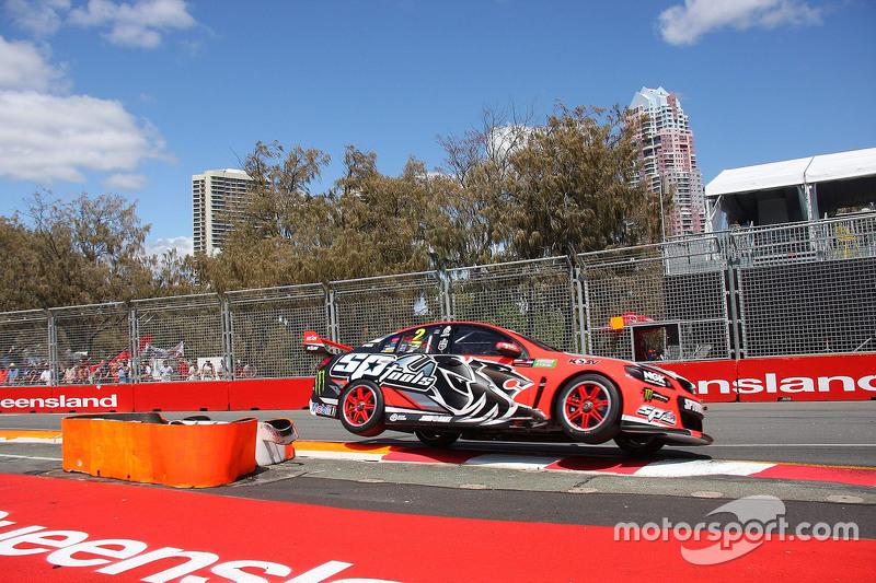 "V8 Supercars - Garth Tander et Warren Luff, Holden Racing Team (<a href=""http://fr.motorsport.com/v8supercars/photos/main-gallery/?r=35270"">Galerie</a>)"