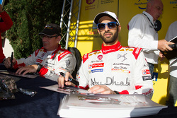 Khalid Al-Qassimi and Chris Patterson, Citroën DS3