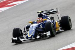 Raffaele Marciello, Sauber C34 Piloto de pruebas y de reserva