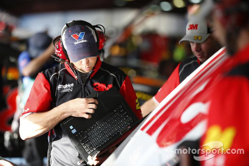 Jeff Gordon'ın mekanikeri, Hendrick Motorsports Chevrolet