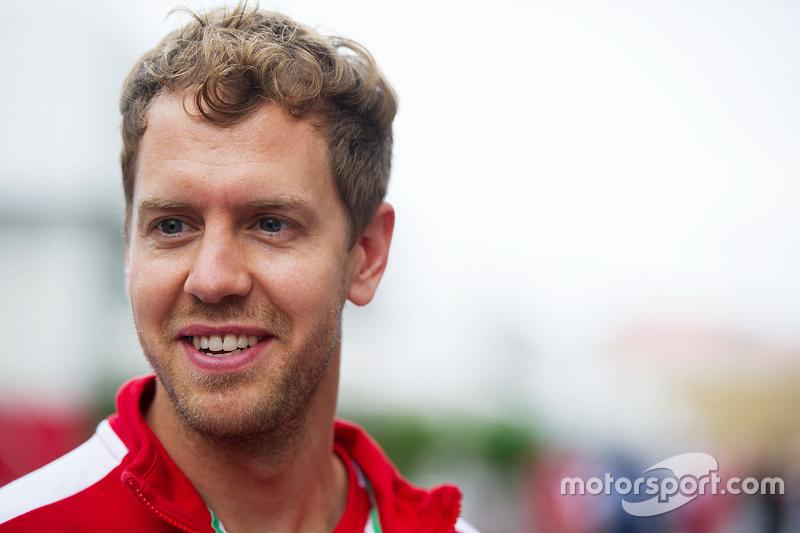 Sebastian Vettel (2015, 28 años)