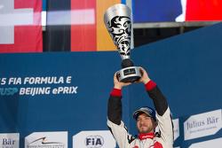 Подиум: третье место - Ник Хайдфельд, Mahindra Racing