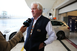 Charlie Whiting, FIA Delegado