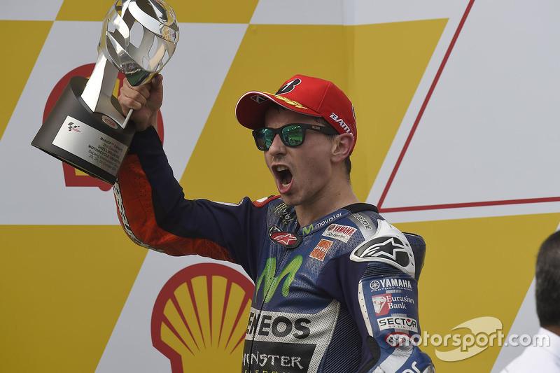 Grand Prix de Malaisie - 2e