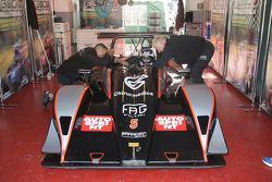 Walter Margelli, Nannini Racing, Norma-M20Evo-CN2 #8
