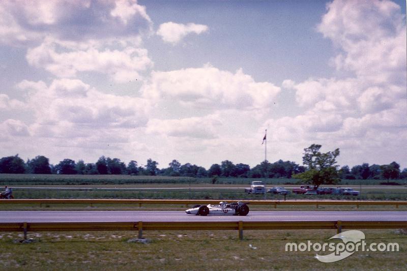 Маріо Андретті at the Hoosier GP