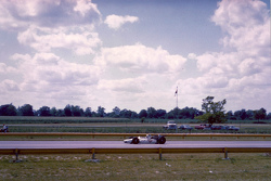 Mario Andretti at the Hoosier GP