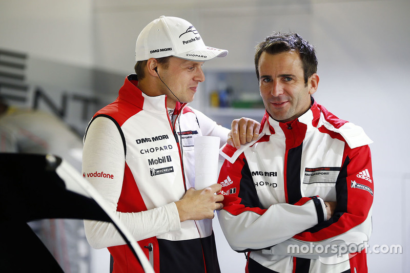 Марк Ліб з Ромен Думас, Porsche Team