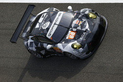 #88 Abu Dhabi Proton Competition Porsche 911 RSR: Крістіан Рід, Ерл Бембер, Халед Аль-Кубайсі