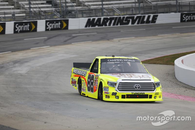 Метт Крафтон, Thorsport Racing Toyota