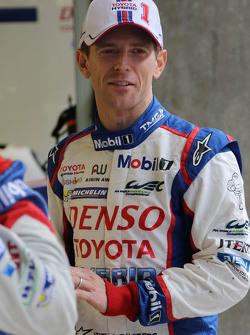 Энтони Дэвидсон, Toyota Racing
