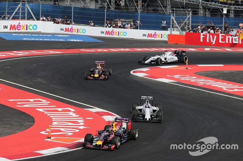 Гран При Мексики, 1 ноября 2015 года