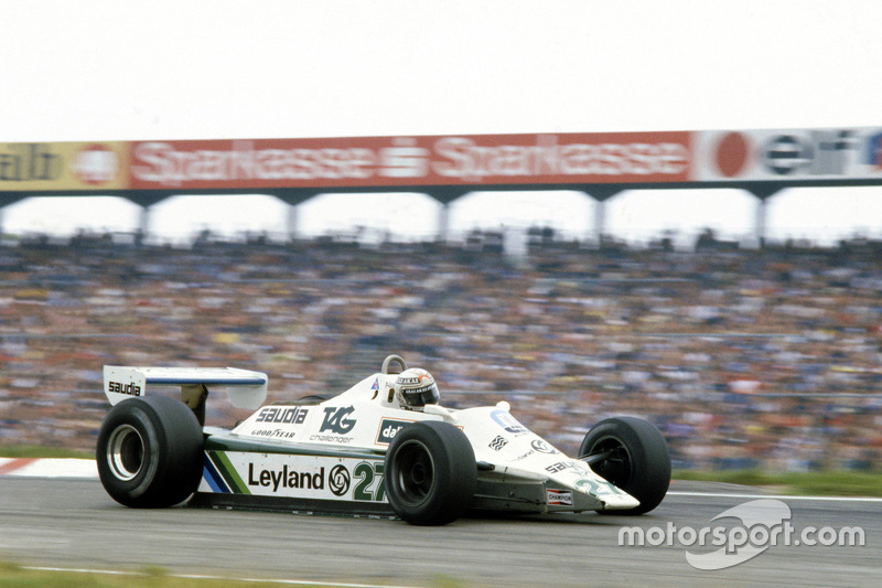 1980 - Alan Jones, Williams-Ford