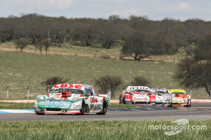 Карлос Окуловіч, Sprint Racing Torino, Педро Джентіле, JP Racing Chevrolet