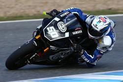 Sylvain Guintoli, Yamaha YZF-R1