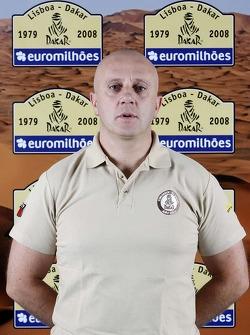 Portuguese teams presentation: Joao Rolo