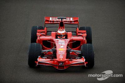 Presentazione Ferrari F2008, Maranello, Italia