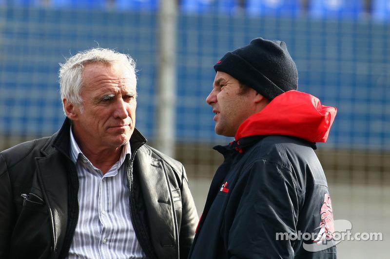 Dietrich Mateschitz, Owner of Red Bull, Scuderia Toro Rosso, 50% Team Co Owner