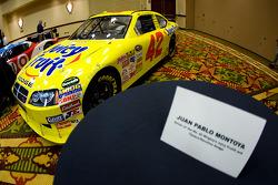 Chip Ganassi Racing with Felix Sabates: Dodge NASCAR Sprint Cup car of Juan Pablo Montoya