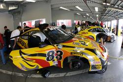 Farnbacher Loles Porsche GT3 Cup