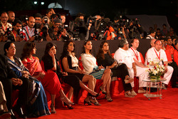 Guests at the launch ceremony