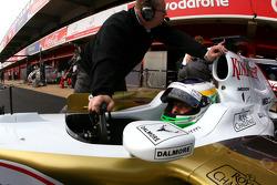 Giancarlo Fisichella, Force India F1 Team, VJM01