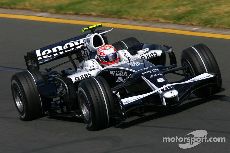 2008: Williams-Toyota FW30