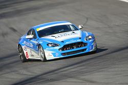 Hexis Racing Aston Martin DBRS9: Manuel Rodrigues, Julien Rodrigues