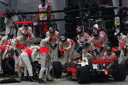 Льюис Хэмилтон (Vodafone McLaren Mercedes)