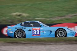 GT4 Ginetta G50: Matt Nichol-Jones and Stewart Linn