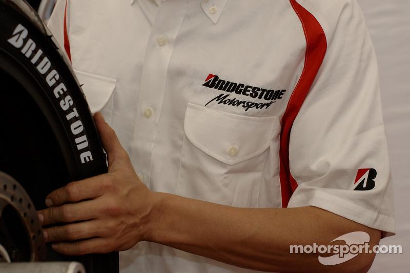 Membre Bridgestone au travail