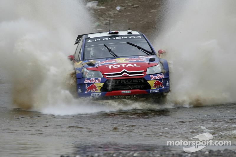2008: Sébastien Loeb, Citroen C4 WRC