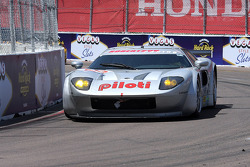 #40 Robertson Racing Doran Ford GT-R: Andrea Robertson, David Murry